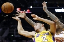 Lonzo Ball just misses triple-double as Lakers hold off Suns