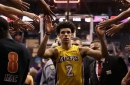 Lakers vs. Suns Final Score: Lonzo Ball's double-double leads 132-130 victory