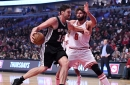 Game Preview: San Antonio Spurs at Chicago Bulls