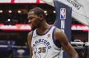 Warrior Wonder: Kevin Durant throws a block party in the Big Easy