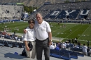 BYU super-fan Bob Supowit in a class all his own