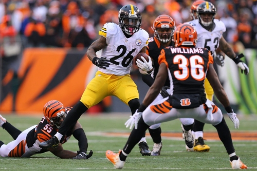 "Le'Veon Bell: ""Bengals - Steelers will always be nitty-gritty"""