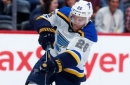 Blues present a strong test for surprising Golden Knights