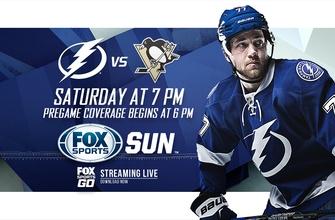 Preview: NHL-leading Lightning return home to host Penguins