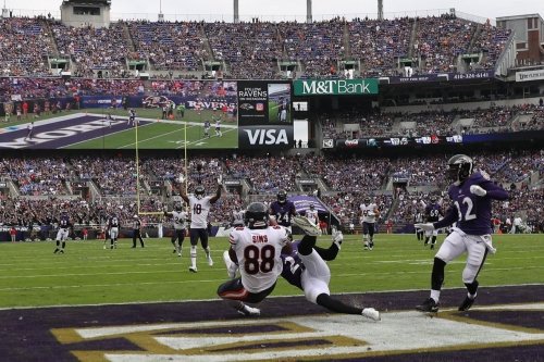 Ravens Film Review: Miscommunication in the secondary?