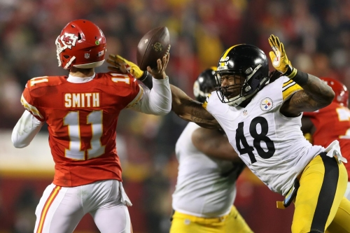 Steelers rack up nearly $100,000 in fines after Week 6 win vs. the Chiefs