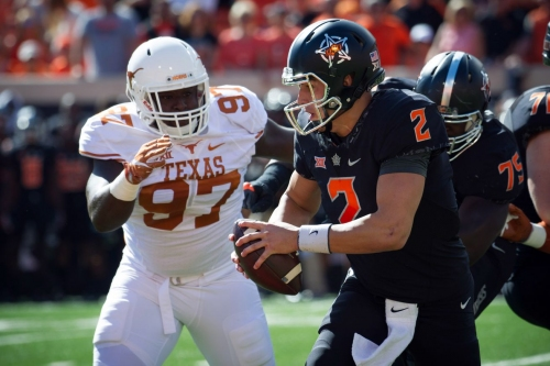 Texas vs. Oklahoma State gamethread
