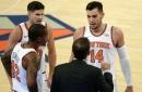 Knicks' logjam at center is already a subplot to watch