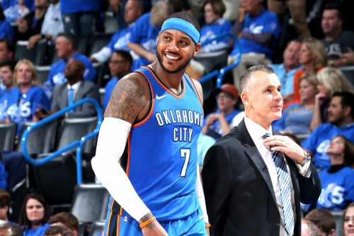 Carmelo: No reason for Knicks fans to boo me at MSG