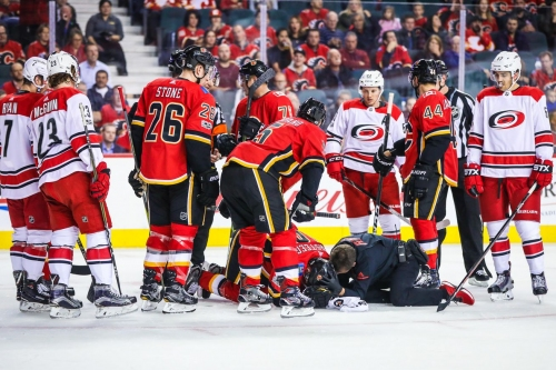 Could Hockey learn some manners from Soccer?