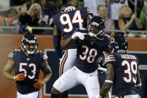 Chicago Bears versus Carolina Panthers Preview: What to Watch For