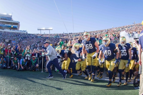 Conquest Chronicles Staff Predictions: #11 USC Trojans vs. #13 Notre Dame Fighting Irish