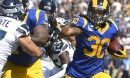 Todd Gurley now is an all-downs threat for Rams, unlike last year