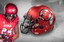 Utah Unveils New Helmet for Arizona State Game