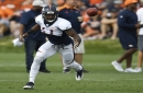 Broncos promote three players from practice squad