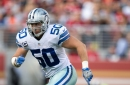 Cowboys' reunion of two linebackers will be key to victory over 49ers