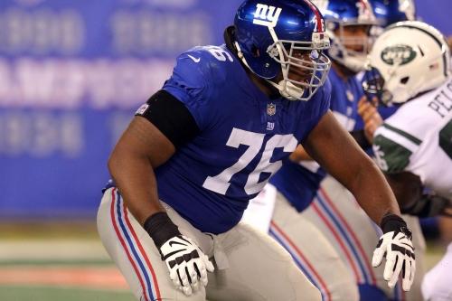Giants vs. Seahawks - injury update: D.J. Fluker is questionable (knee)