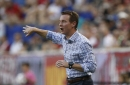 San Jose Earthquakes head coach Chris Leitch addresses his future with the club