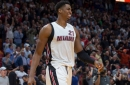 Whiteside to miss Heat home opener, Waiters 'feeling good' about ankle
