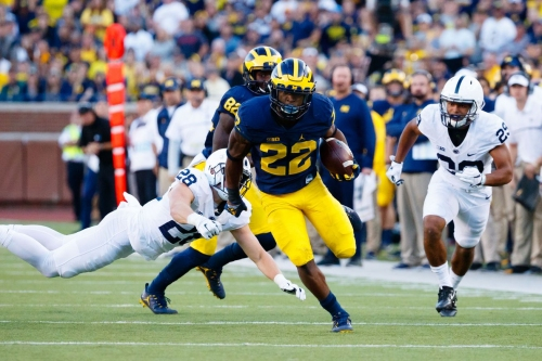 Michigan vs. Penn State Game Thread