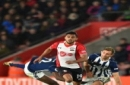 Boufal's late goal lifts Southampton over West Brom