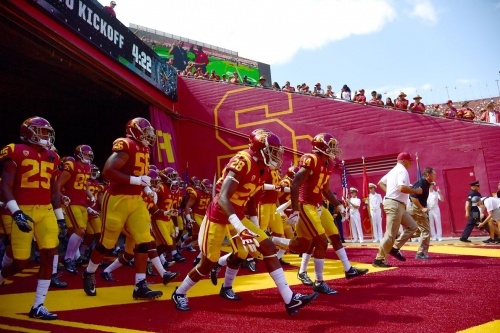 2017 USC Football: Full game information and How to Watch, Listen, and Stream USC Trojans vs. Notre Dame Fighting Irish