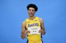 Lonzo Ball went Super Saiyan against the Suns and dropped a new single about it
