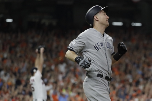 Yankees are back in their most comfortable position