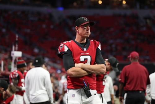 Expert picks heavily favoring New England over Atlanta