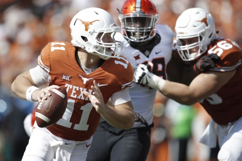 Texas loses another heartbreaker in OT to Oklahoma State on bad INT