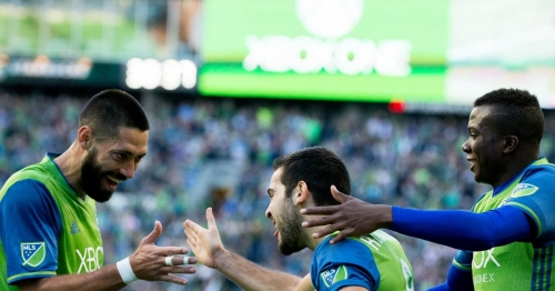 Clint Dempsey has his eyes on MLS Cup, a repeat for Sounders but possibly his first and only title