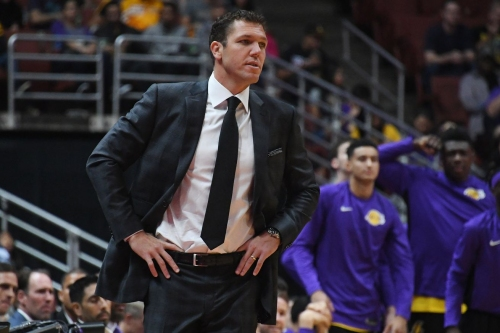 Why Luke Walton needs to have a breakout season as the Lakers' leader