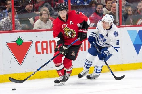 Opening Montage: Senators vs. Leafs