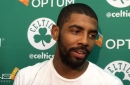 Celtics' Practice 'Walk-Through' (10/21/17): where Kyrie has zero regrets - videos