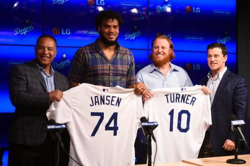 How the Dodgers' roster was built: 2 front offices, 12 trades, millions of dollars