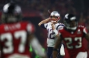 Projecting the statistical performance for the Falcons against the Patriots Sunday night