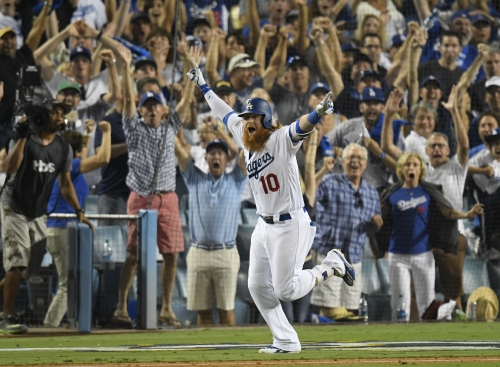 Justin Turner's full circle with Dodgers is drawn by hard work, powerful fate