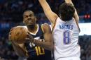 Game Preview: Oklahoma City Thunder at Utah Jazz
