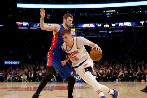 Game Thread: Knicks vs. Pistons- 10/21/17