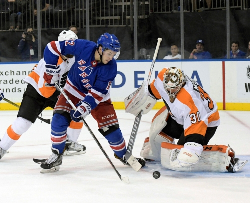 Ryan Sproul dealt to Rangers to alleviate defensive logjam