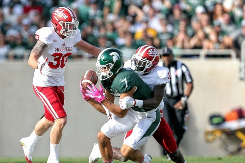 MSU is going bowling after IU win