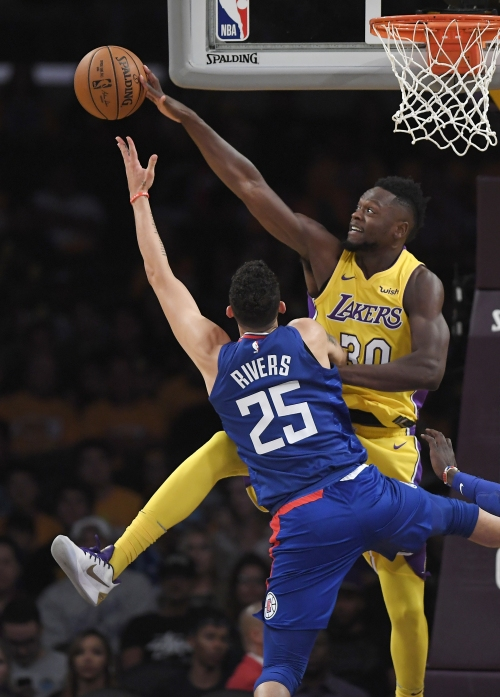 Austin Rivers says the Clippers are a better, deeper team without Chris Paul