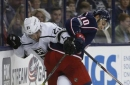 Kings top Blue Jackets 6-4 to remain unbeaten in regulation (Oct 21, 2017)
