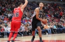San Antonio at Chicago, Final Score; After a slow start Spurs outlast scrappy Bulls 87-77