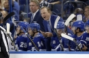 Three-goal first period leads Tampa Bay Lightning past Penguins, 7-1