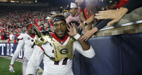 Thanks to Notre Dame, Georgia now has the best win in college football