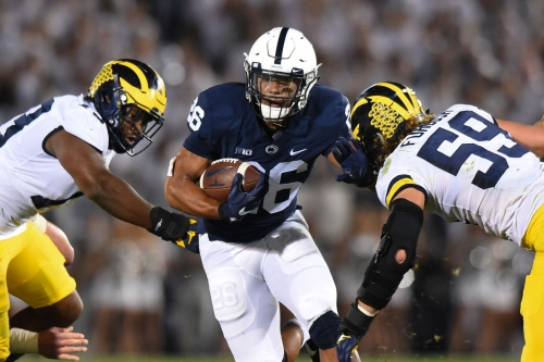 Recap: Michigan blown out by Penn State in Happy Valley