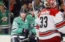 Big Offensive Night Followed By A Comedy Of Errors: A Stars Story