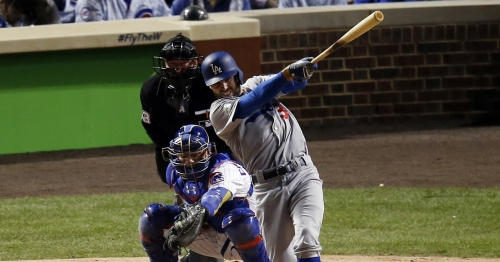 Former Mariner Chris Taylor has his game in full swing for Los Angeles Dodgers