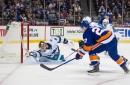 Islanders ride pair of Anders Lee goals to victory over Sharks
